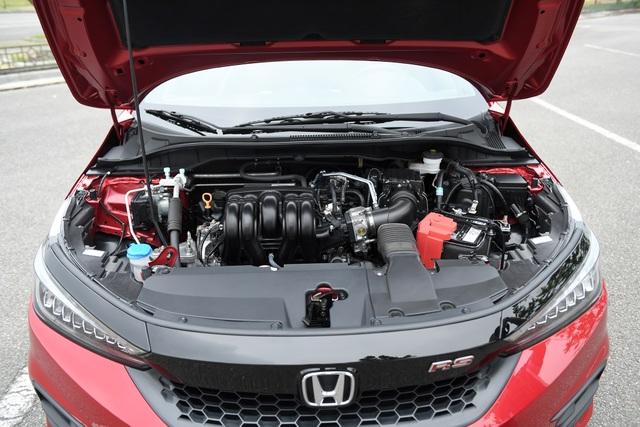 So sánh thông số giữa Honda City 2021 và Toyota Vios, Hyundai Accent - 2