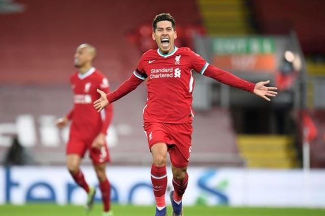 Liverpool 2-1 Tottenham: Bất ngờ xảy ra ở phút 90 - 1