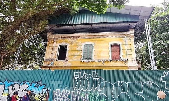 Hà Nội sẽ thí điểm mua lại biệt thự cổ để bảo tồn - 2