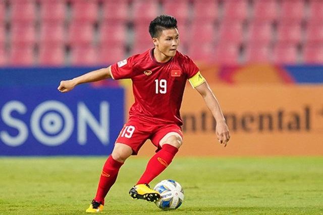 Chỉ số cơ thể của Quang Hải đẹp ngang... C.Ronaldo - 2
