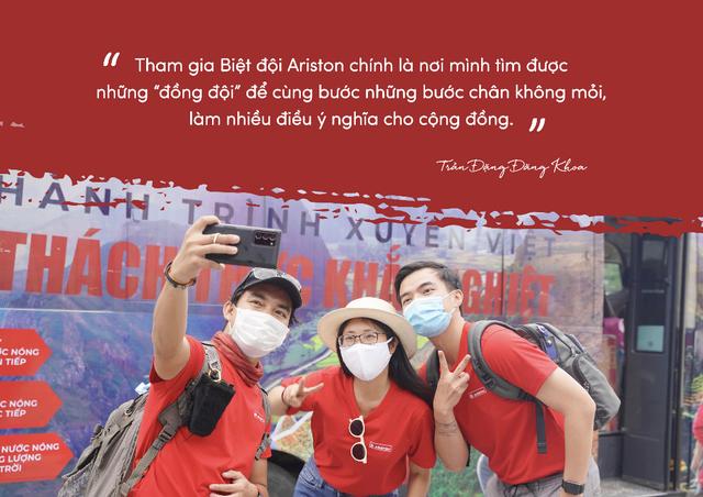 Nghe Trần Đặng Đăng Khoa lần đầu kể về chuyến đi xuyên Việt khác thường - 3