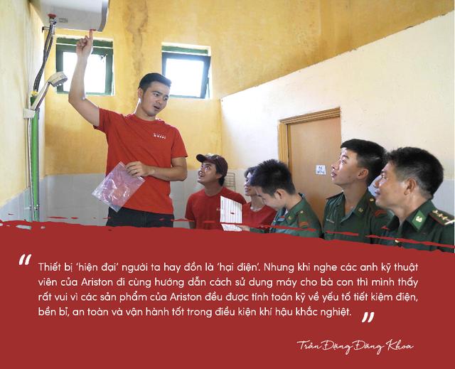 Nghe Trần Đặng Đăng Khoa lần đầu kể về chuyến đi xuyên Việt khác thường - 4