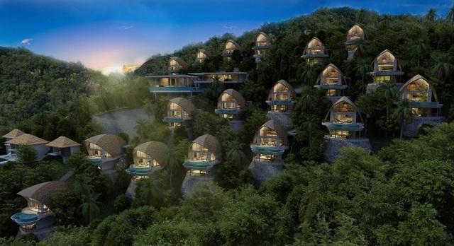 Thiết kế độc bản, hòa mình với thiên nhiên là điểm nhấn của Parahills Resort