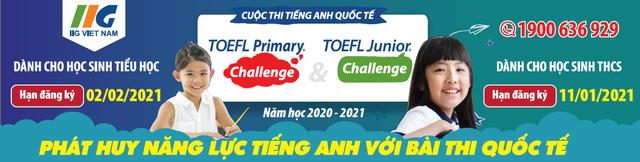 Giúp con phát huy năng lực tiếng Anh với bài thi quốc tế TOEFL Primary và TOEFL Junior - 6