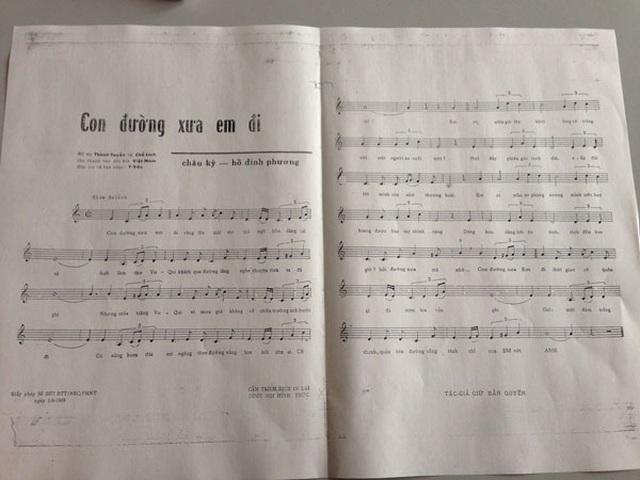 Bỏ cấp phép phổ biến ca khúc miền Nam trước 1975 - 1