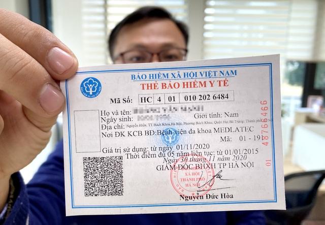 Từ 1/1/2021: Chỉ thông tuyến tỉnh với người có thẻ BHYT điều trị nội trú… - 1