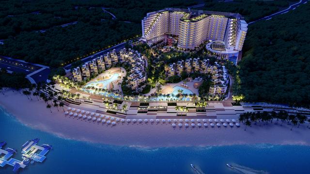Quà tặng lên đến 20 tỷ đồng cho chủ nhân dự án Charm Resort Long Hải - 1