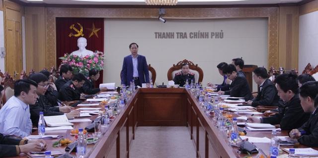 Thúc tiến độ kết luận thanh tra tại Tổng công ty Thuốc lá Việt Nam - 1