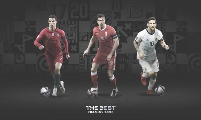 Messi chạm cột mốc khủng trước giờ trao giải The Best - 2