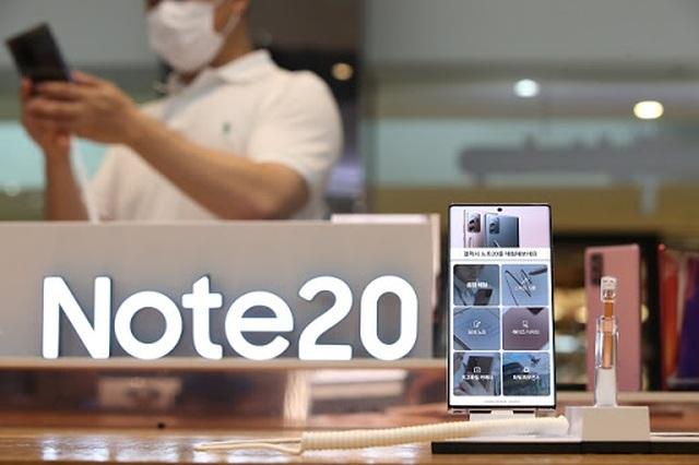 Samsung phủ nhận tin đồn khai tử dòng Galaxy Note - 1