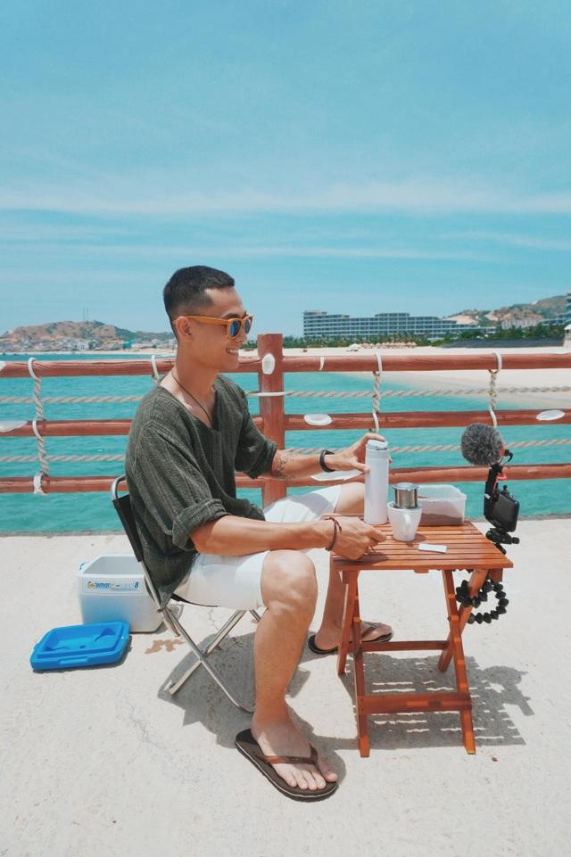 9x Việt hái ra tiền nhờ mở tour online dạy pha cà phê cho khách Tây - 4