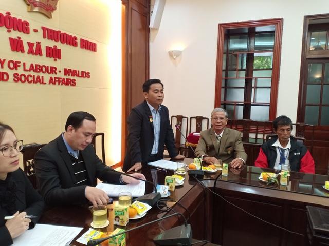 Bộ LĐ-TBXH gặp mặt đoàn đại biểu người có công tỉnh Vĩnh Long - 4