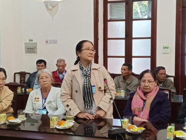 Bộ LĐ-TBXH gặp mặt đoàn đại biểu người có công tỉnh Vĩnh Long - 5