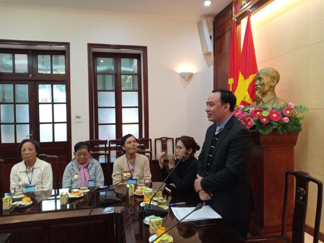 Bộ LĐ-TBXH gặp mặt đoàn đại biểu người có công tỉnh Vĩnh Long - 3