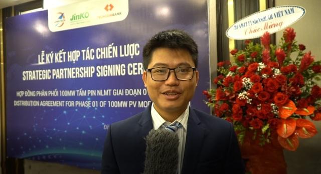 Jinko Solar và Long Tech ký thỏa thuận 100MW tấm năng lượng mặt trời - 2
