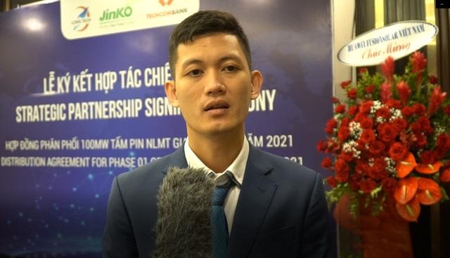 Jinko Solar và Long Tech ký thỏa thuận 100MW tấm năng lượng mặt trời - 3