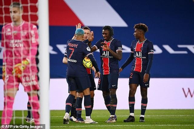 Mbappe tỏa sáng, PSG tìm lại cảm giác chiến thắng - 3