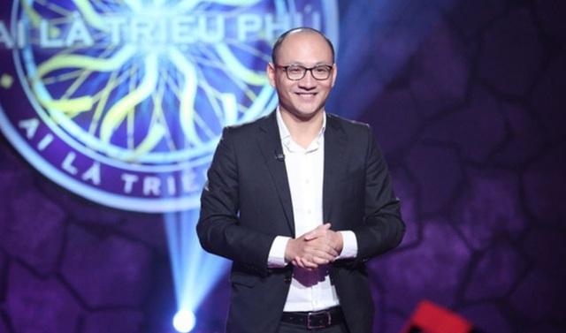 MC Phan Đăng bất ngờ dừng dẫn chương trình Ai là triệu phú - 1