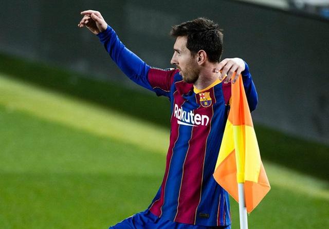 Messi chạm cột mốc khủng trước giờ trao giải The Best - 1