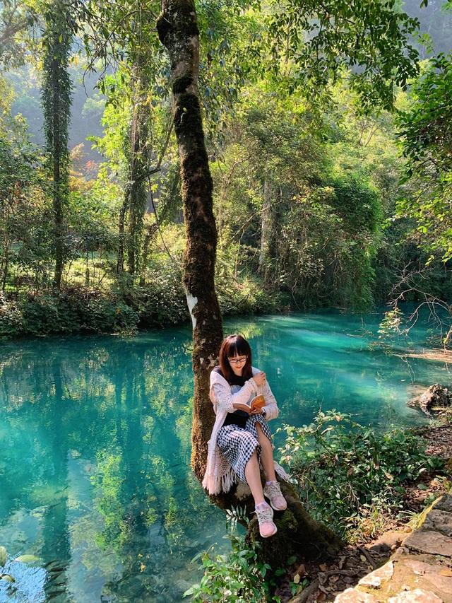Non nước Cao Bằng đẹp như tranh qua ống kính điện thoại của cô gái Lâm Đồng - 3
