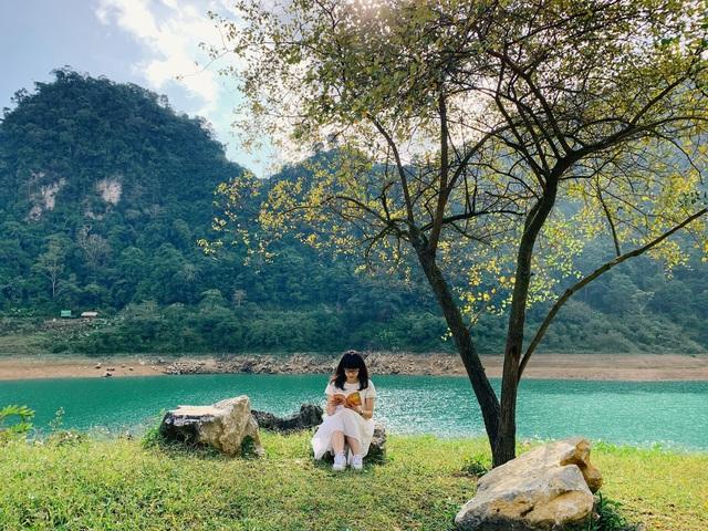 Non nước Cao Bằng đẹp như tranh qua ống kính điện thoại của cô gái Lâm Đồng - 5