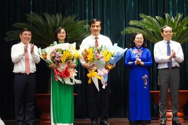 Thủ tướng phê chuẩn nhân sự TPHCM, tỉnh Thanh Hóa và Điện Biên - 1