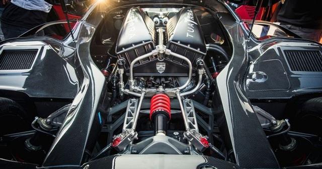 Điểm lại những động cơ ô tô khủng nhất - 9