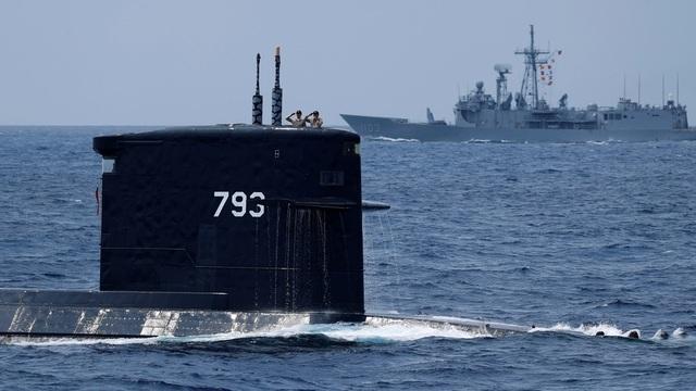 Mỹ bán công nghệ chế tạo tàu ngầm then chốt cho Đài Loan - 1