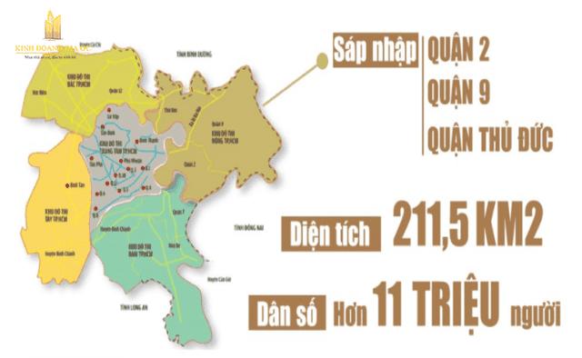 Lo ngại sốt đất ăn theo Thành phố Thủ Đức - 1