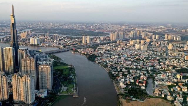 Lo ngại sốt đất ăn theo Thành phố Thủ Đức - 2
