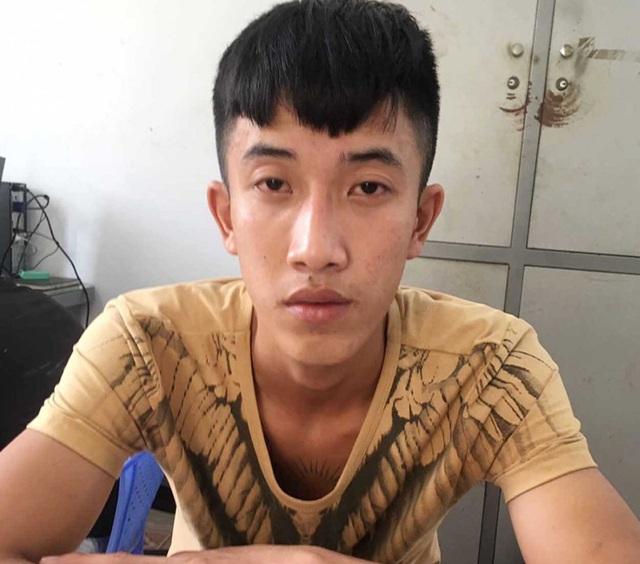 Thanh niên trốn truy nã đội lốt công nhân bị bắt ở Đồng Nai - 1