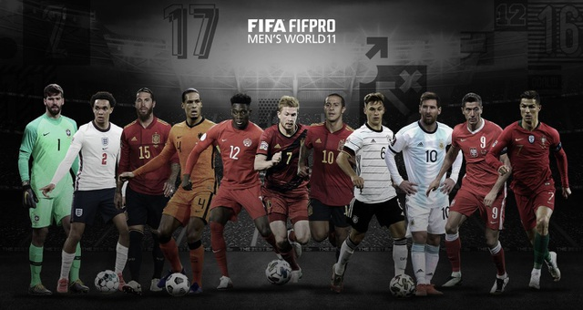 Vượt qua Messi và C.Ronaldo, Lewandowski giành giải The Best - 4