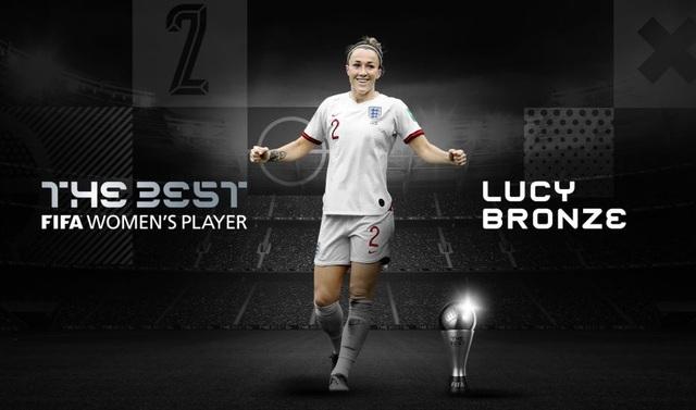 Vượt qua Messi và C.Ronaldo, Lewandowski giành giải The Best - 7
