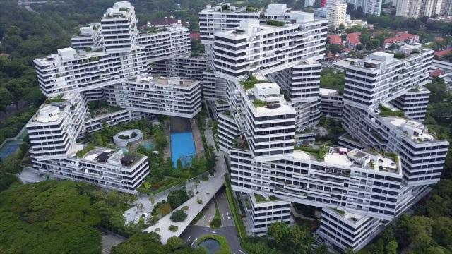 Kinh ngạc những công trình kiến trúc có một không hai ở Singapore - 2