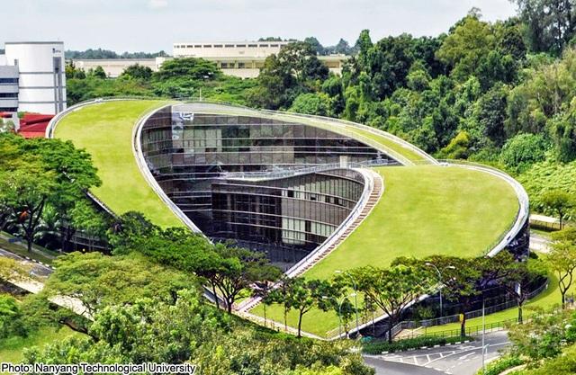 Kinh ngạc những công trình kiến trúc có một không hai ở Singapore - 5