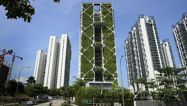 Kinh ngạc những công trình kiến trúc có một không hai ở Singapore - 6