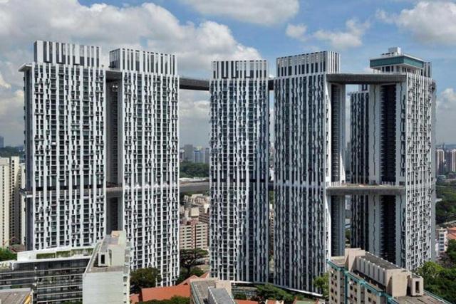 Kinh ngạc những công trình kiến trúc có một không hai ở Singapore - 8