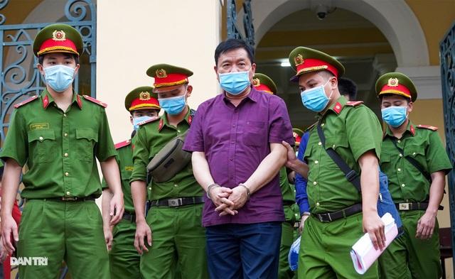 Ông Đinh La Thăng nói không có tội! - 4