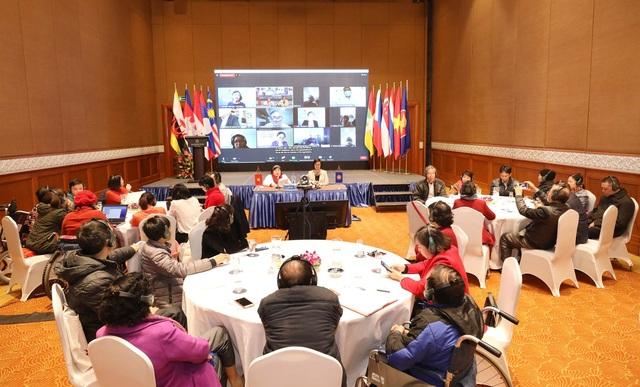Covid-19 ảnh hưởng đến gần 100 triệu người khuyết tật tại ASEAN - 1