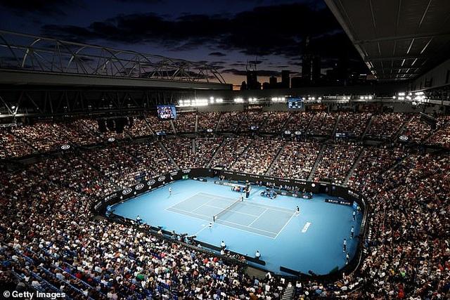 Australian Open 2021 phải vay tiền để tổ chức giải - 1