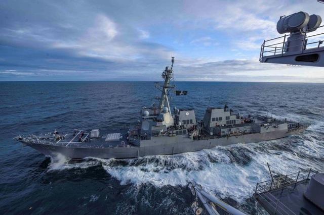 Mỹ tuyên bố quyết đoán hơn ở Biển Đông - 1