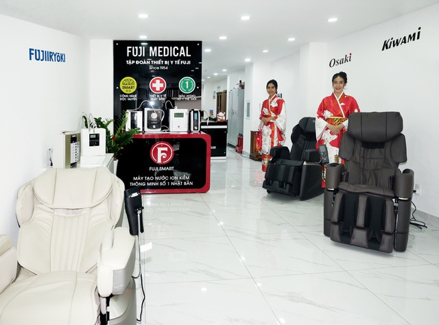 Fuji Medical khai trương văn phòng đại diện mới tại Việt Nam - 3