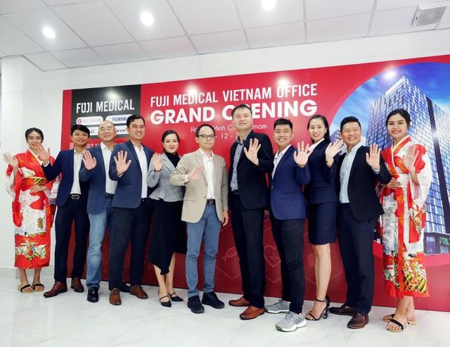 Fuji Medical khai trương văn phòng đại diện mới tại Việt Nam - 4