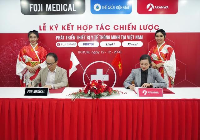 Fuji Medical khai trương văn phòng đại diện mới tại Việt Nam - 5