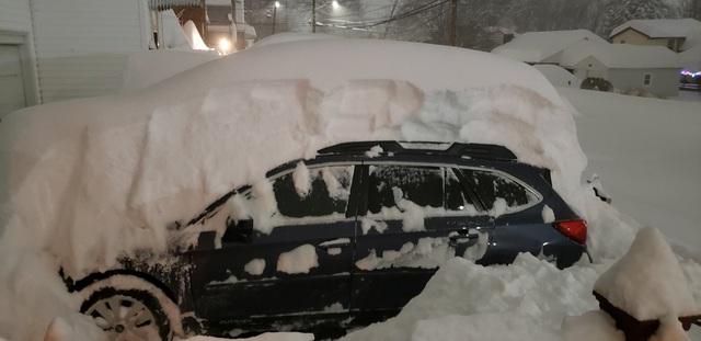 66 xe hơi Mỹ đâm liên hoàn giữa bão tuyết kỷ lục - 4