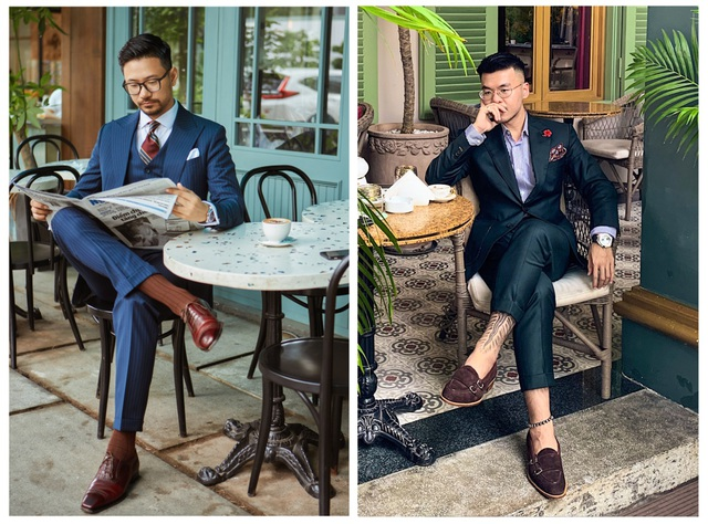 Tại sao đàn ông thành đạt thường ăn mặc chỉn chu? - 3