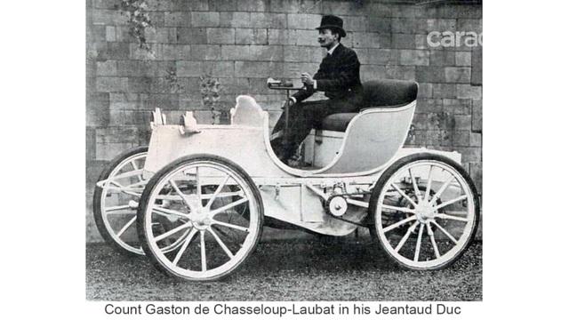 Chuyện thú vị về chiếc xe đầu tiên trên thế giới đạt tốc độ 100 km/h - 1