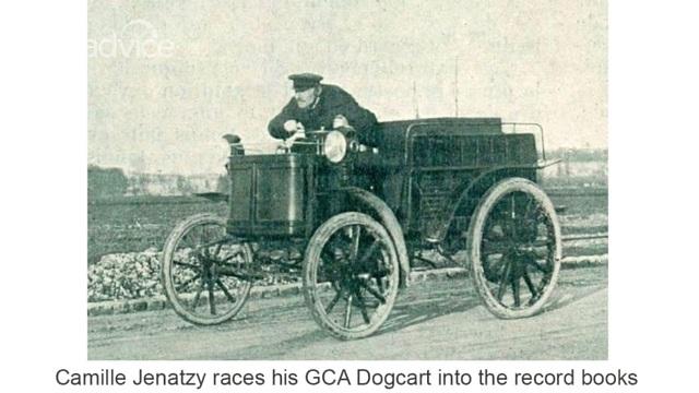 Chuyện thú vị về chiếc xe đầu tiên trên thế giới đạt tốc độ 100 km/h - 2