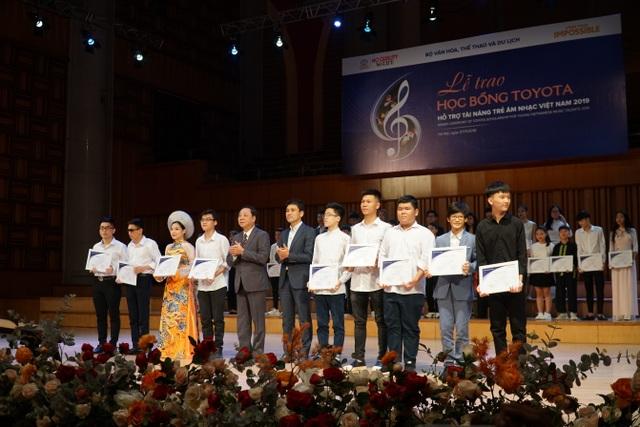 Học bổng Toyota 2020 hỗ trợ tài năng âm nhạc Việt theo đuổi đam mê - 2