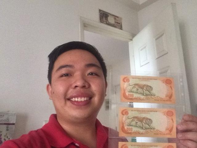 Bộ sưu tập tiền độc đáo của anh chàng sinh viên Sư phạm - 1
